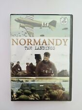 Normandy - The landings ( 3 DVD Box] nieuw in seal