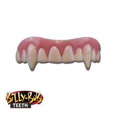 DENTI Vampiro BILLY-Bob Costume denti con fissativo per adulti