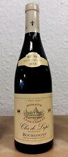 Lot de 6 Bourgogne 2015 Clos de Lupé Monopole Nuits St Georges Dmne Lupé Cholet
