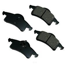 Disc Brake Pad Set-ProACT Ultra Premium Ceramic Pads Rear fits Grand Cherokee