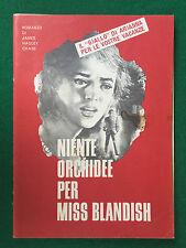 J.H.CHASE - NIENTE ORCHIDEE PER MISS BLANDISH , Allegato ad Arianna (1969) Libro