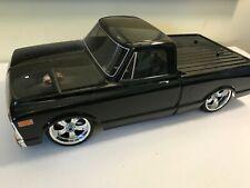 Vaterra 1972 72 Chevy black Chevrolet truck pickup c10 v100 New Battery 4Wd ?