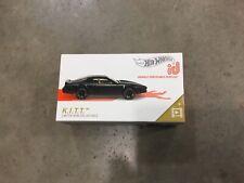 Hot Wheels ID K.I.T.T. Knight Rider car! New In Box! Free Shipping!