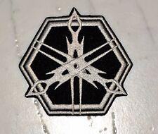 Mech-Tech Iron on PATCH Aufnäher Parche brodé patche toppa joke - logo yamaha