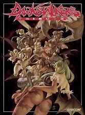 Udon - Darkstalkers Tribute Artbook