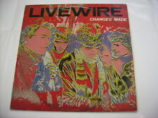 LIVE WIRE - CHANGES MADE - LP VINYL EXCELLENT CONDITION 1981 HOLLAND