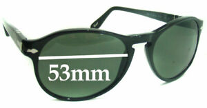 SFx Replacement Sunglass Lenses fits Persol 2931-S - 53mm Wide