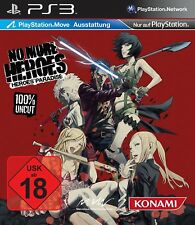 Sony ps3 playstation 3 *** No More Heroes Paradise *** NEUF * NEW