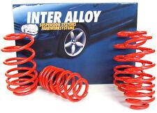 Inter Alloy VW Golf mk4 lowering springs -35mm spring kit 1.9TDi hatch 1997-2005