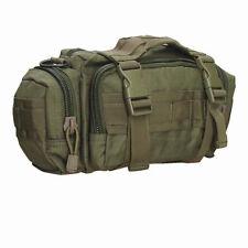 Condor MOLLE Modular Nylon Shoulder Deployment Bag 127-001 OLIVE DRAB OD GREEN