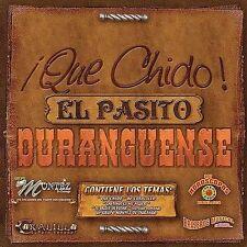 Various Artists : Que Chido El Pasito Duranguense CD