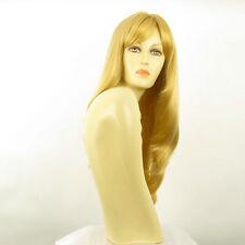 Perruque femme longue blond clair doré BETTY LG26
