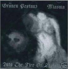 Grauen Pestanz / Miasma - Into The Fire - black metal