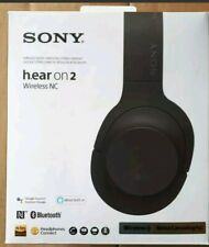 Sony WH-H900N h.ear on 2 Bluetooth Wireless Noise Canceling Stereo Headset. NEW