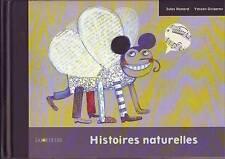 histoires naturelles - la joie de lire - cartonné - etat correct