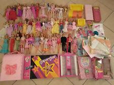 Lotto Barbie Superstar bambole vintage 70 80