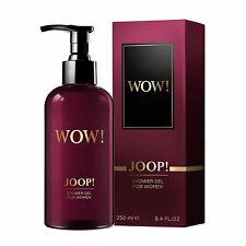 Joop Wow! Shower Gel 250ml Perfumed Body Wash Women