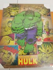 The Incredible Hulk Poster 50cm X 40cm X 1cm