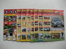 Zehn Hefte Oldtimer Praxis Jahrgang 2008 Auto Zeitschriften für Oldtimerfreunde