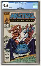 Masters of the Universe #5 (CGC 9.6) He-Man; Skeletor; Marvel; 1987 (j#6374)