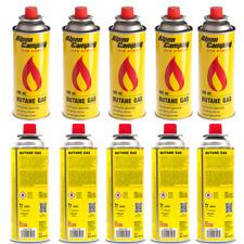 BUTANO GAS CARTUCCIA gaskartuschen Bunsen FORNELLO CAMPEGGIO FORNELLO 227g