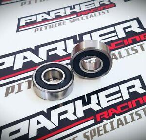 Pit Bike 15mm Wheel Bearing Set Uprated