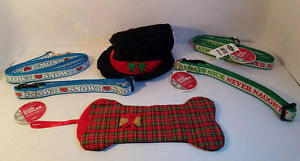 Misc Collection of Christmas Holiday Dog Items-YOU CHOOSE - NEW