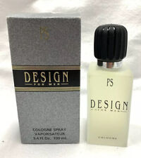 VINTAGE Design Cologne Spray 3.4oz PAUL SEBASTIAN  FOR MEN