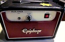 Epiphone Valve Jr. Tube Amplifier Head