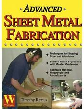 Advanced Sheet Metal Fabrication Book by Tim Remus - NEW!    scta 1932 ford 1934