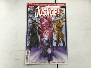 JUSTICE INC comic # 3 ~ The Shadow / Doc Savage / The Avenger ~ ALEX ROSS Cover!
