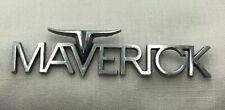 1970s Ford Maverick FOMOCO Badge Emblem
