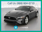 2019 Ford Mustang EcoBoost Coupe 2D Push Button Start Air Conditioning AM/FM Stereo Perimeter Alarm System ABS