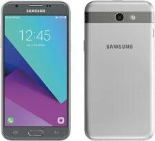 Samsung Galaxy J3 Prime SM-J327T 16GB 4G LTE (GSM Unlocked) Smartphone - Silver