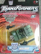 NEW Transformers Swindle Rollbar Combatacon 2nd Gen Bruticus Hasbro G2 Tank