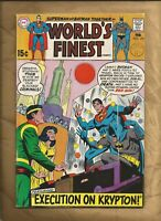 World's Finest #191 1970 Batman Superman Robin DC Comics US Comics