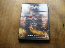 "DVD ""TERMINATOR SALVATION RENAISSANCE"""