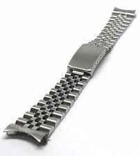 20mm Jubilee Bracelet Compatible with Rolex and Seiko watch