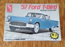 AMT '57 Ford T-Bird Hardtop / Convertible 1:16 Scale Plastic Model Kit #6721 New