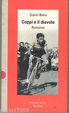 LIBRO=GIANNI BRERA - COPPI E IL DIAVOLO - BALDINI & CASTOLDI - 1996