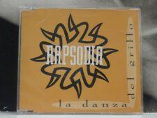 RAPSODIA - LA DANZA DEL GRILLO CD SINGLE COME NUOVO LIKE NEW