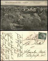 Postcard Silberbach (Lk Mohrungen Ostpreußen) Struzyna Stadtpartie 1932