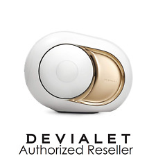 Devialet Phantom Gold - High-End Wireless Multi Room Speaker, 4500 Watts, 108 dB