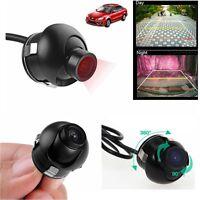 Auto 360° Mini HD Rückfahrkamera KFZ Kamera Nachtsicht Einparkhilfe Wasserdicht