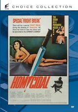 Homicidal DVD 1961 Patricia Breslin, Eugenie Leonovich Glenn Corbett Jean Arless