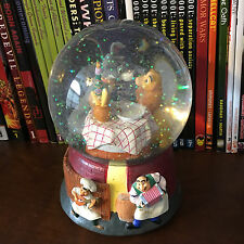 ENESCO DISNEY LADY and the TRAMP SNOW GLOBE Bella Notte (This is the Night)