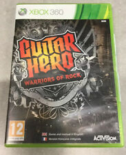 Xbox 360 Guitar Hero Warriors Of Rock