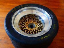 BBS Rennsport 14x19 BBS Centerlock 24h du Mans tyre Dunlop BBS E48 E50 E55