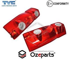 Pair LH+RH Tail Light Rear Lamp For VW Volkswagen Crafter Van LT3 2006~2018