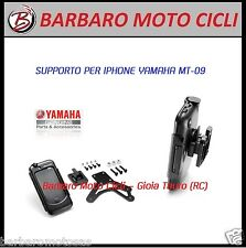 SUPPORTO PER IPHONE NERO YAMAHA MT09 IPHONE HOLDER BLACK MT-09